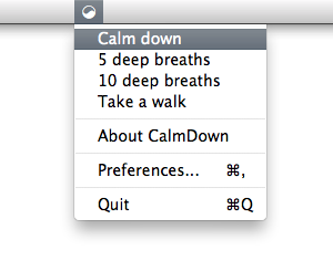 Let your computer calm you, not create more stress.